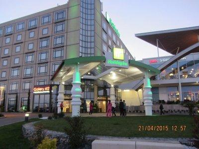 Holiday Inn hotel at Dejon