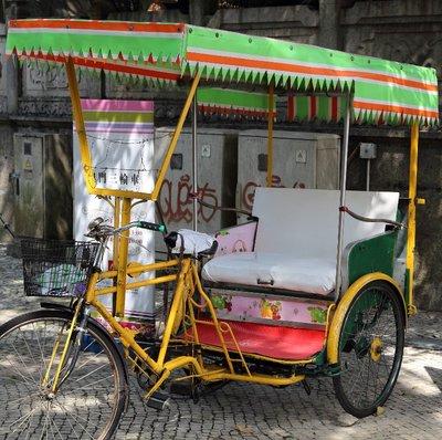 Macau Pedicab