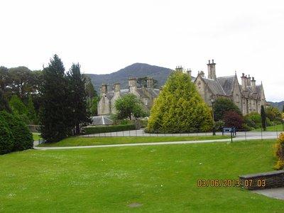 Muckross House in Killarney