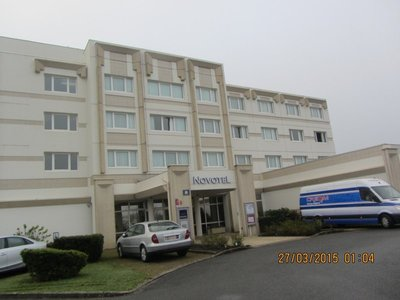 Novotel Hotel in Bourges