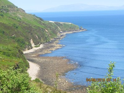 Rings of Kerry, a scene of natural beauty