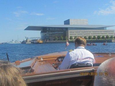 The Opera House of Copenhagen