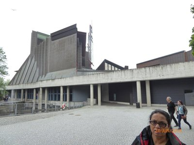 Vasa Museum from outside