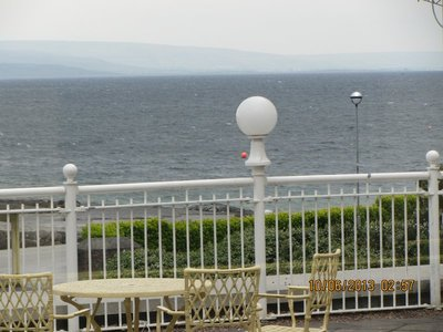 View from Galway Bay Hotel