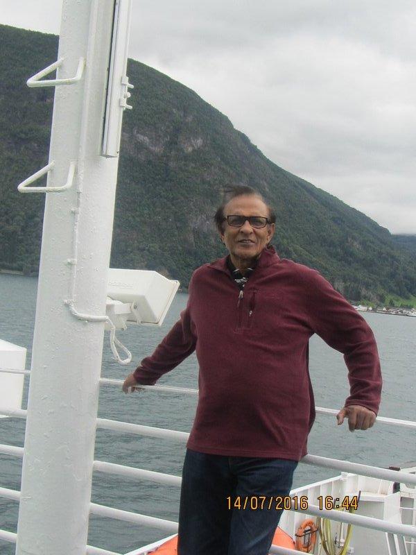 Andrew - Geiranger Fjord Cruise