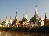 Pagodas on the Lake