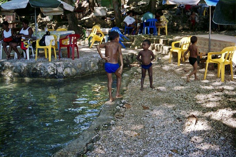 Playa San Rafael, Barahona, República Dominicana