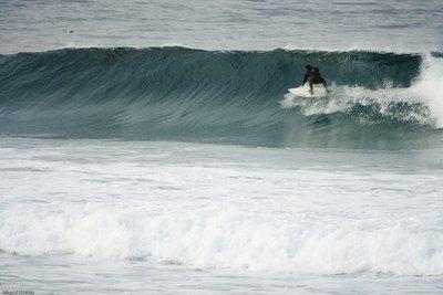 Surf en Razo (Galicia)
