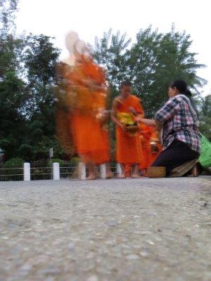 Quick Monk