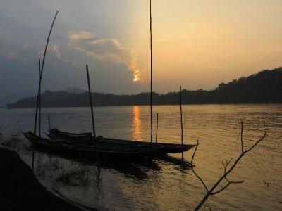 Mekong evening