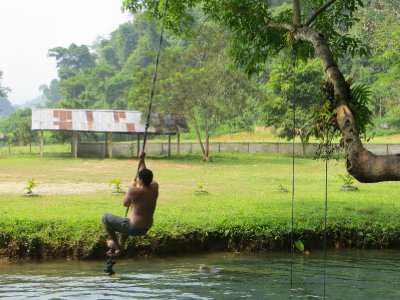 Tarzan (podgy though)