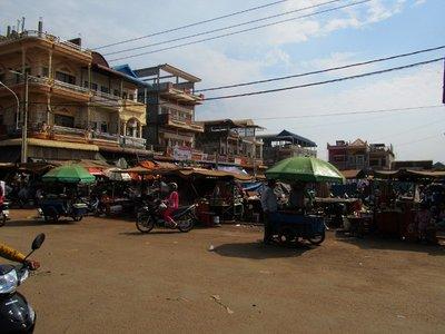 Market in Banlug