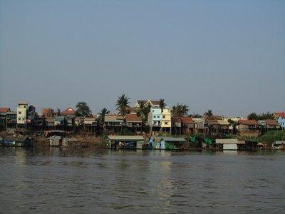 Speedboat View