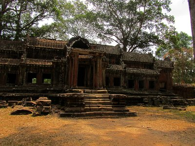 Angkor Wat, Small House