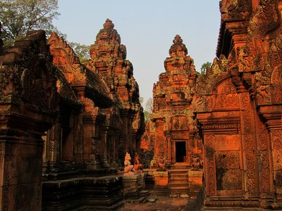 Temple in Siem Reap III