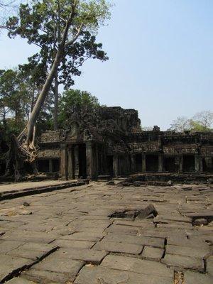Temple in Siem Reap I