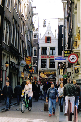 Amsterdam Sex Shops