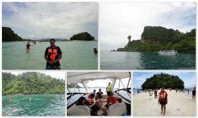 4 Island tour