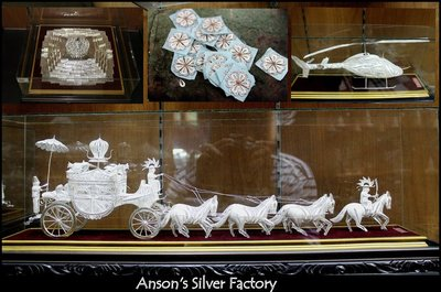 Anson's Silver Factory