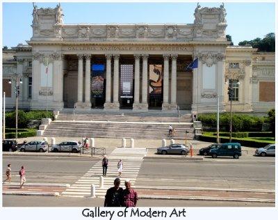 Modern Art Gallery, Rome
