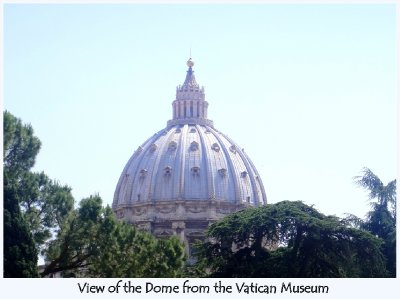 Dome of St. Peters Basilica