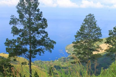 View of Lake Toba from View point