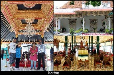 Kraton (Palace)
