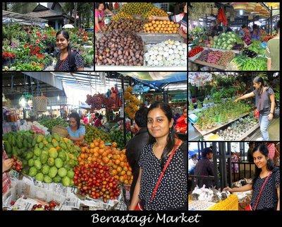 Berastagi Market