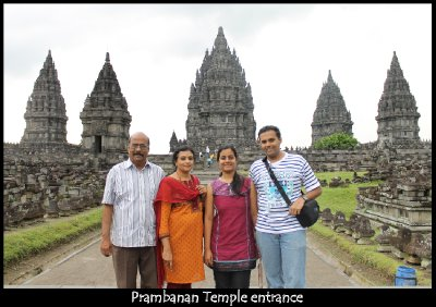 Prambanan Group Photo