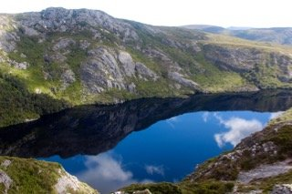 Crater Lake - Cradle Mountain National Park