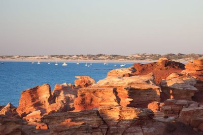 View from Gantheaume Point Broome