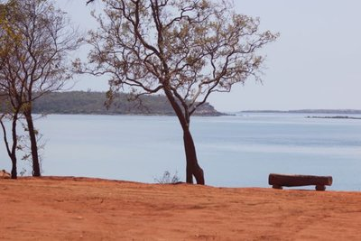 Cape Leveque - our outlook from camp