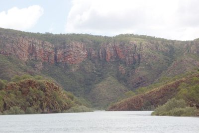 Waterways around the Horizontal Falls