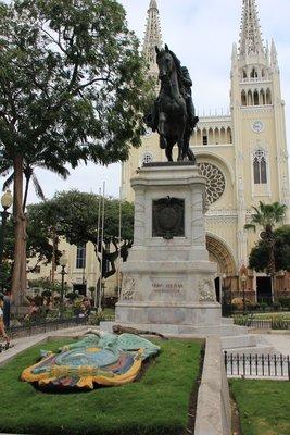 Parque Bolivar - Guayaquil