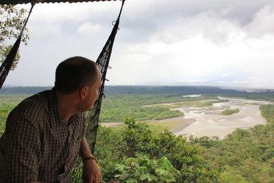 View over the Amazon