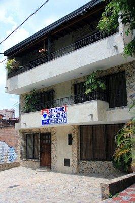 House where Escobar died