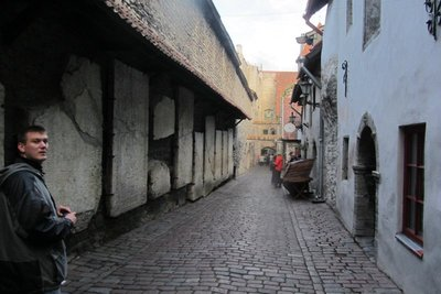 PIKK ST., MEDIEVAL FROM 1290   OR-.