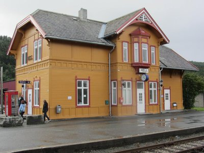 THE HELL RAILWAY STATION