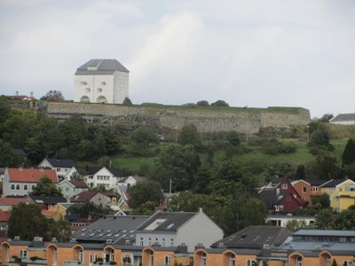 KRISTIANSEN FORTRESS - BUILT FOLLOWING THE GREAT CITY FIRE OF 1681