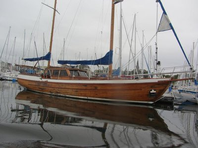 A VERY NICE KETCH