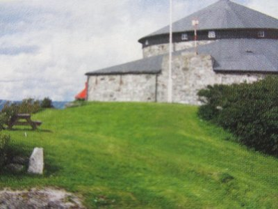 THE FORT ON MUNKHOLMEN