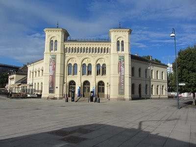 THE NOBEL PEACE MUSEUM