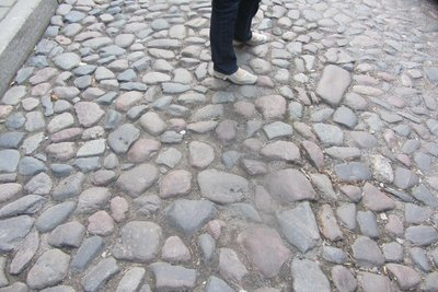 ROUGH COBBLESTONES