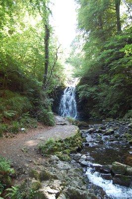Glenco Waterfall