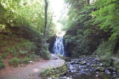 Glenco Waterfall