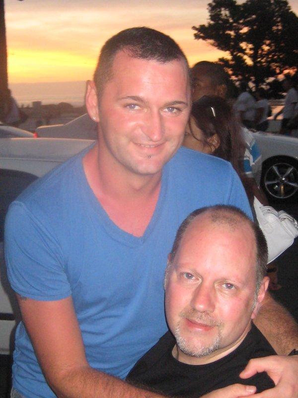 Iain & Damian