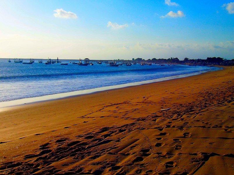 Jimberan Bay Beach, Bali