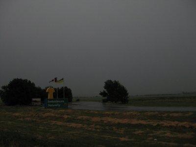 What a Storm THAT was...Thanks Saskatchewan!