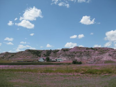 Yep, We Are Back In The Badlands