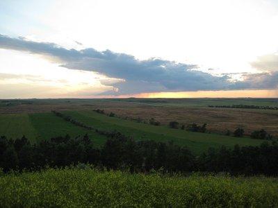Sunset From Salem Hill